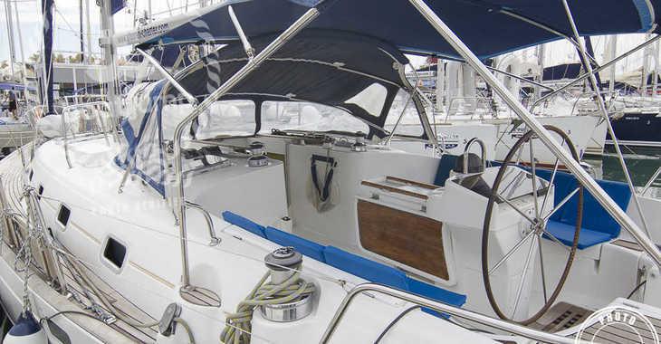 Alquilar velero Oceanis 461 en Muelle de la lonja, Palma de mallorca