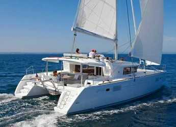 Rent a catamaran in Marina Kornati - Lagoon 450  Flybridge