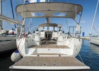 Rent a sailboat in Marine Pirovac - Bavaria 40 Cruiser S