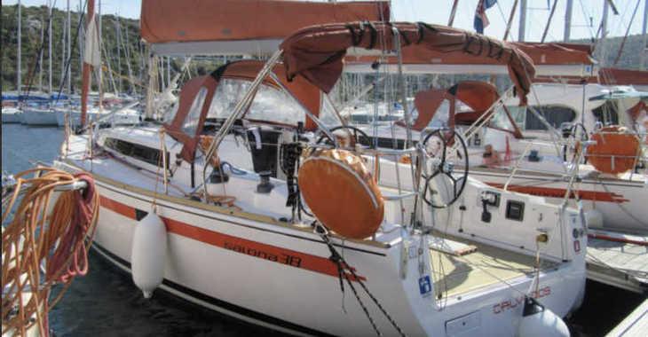 Rent a sailboat in Marine Pirovac - Salona 38
