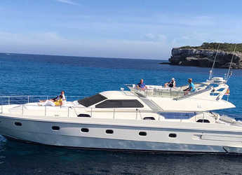 Rent a yacht in Marina Cala D' Or - Ferrety 175 Fly