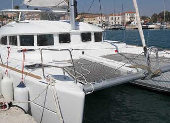 Louer catamaran à Alimos Marina Kalamaki - Lagoon 380
