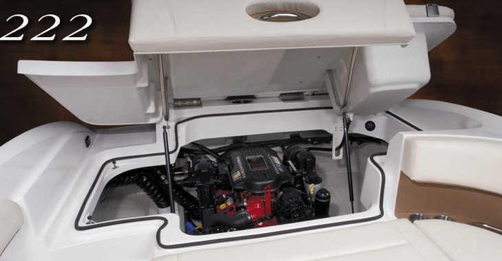 Alquilar barco a motor Cobalt 222 en Port d'andratx, Andratx