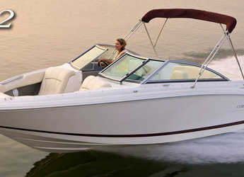 Rent a motorboat Cobalt 222 in Port d'andratx, Andratx