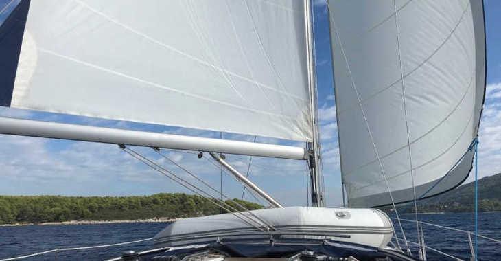 Rent a sailboat in Pula (ACI Marina) - Sun Odyssey 40.3