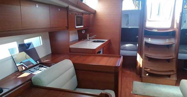 Rent a sailboat in Manuel Reef Marina - dufour 410 Grand Large