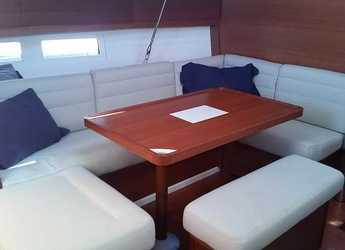 Rent a sailboat dufour 410 Grand Large in JY Harbour View Marina, Tortola East End