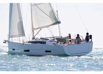 Rent a sailboat in Paros - Dufour 390 Grand Large