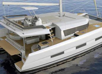 Louer catamaran à Alimos Marina Kalamaki - Dufour 48 Catamaran