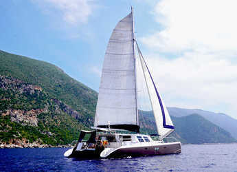 Rent a catamaran in Marina Gouvia - Caribe 69