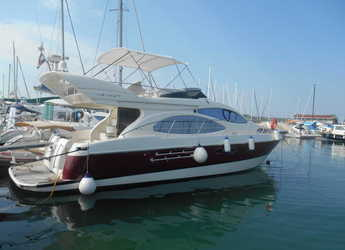 Rent a yacht in Marine Pirovac - Azimut 46