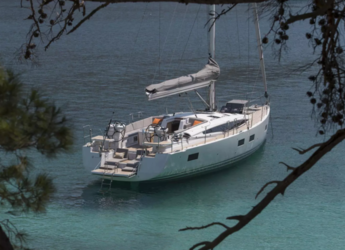 Rent a sailboat in Contra Muelle Mollet - Jeanneau 54