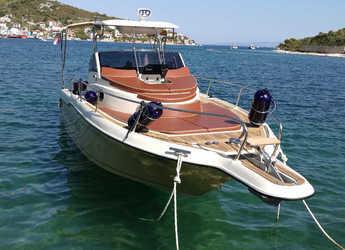 Rent a motorboat in PŠU Banj - Sun Sport 845