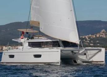 Alquilar catamarán en Real Club Nautico de Palma - Helia 44