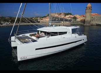 Rent a catamaran in Marina Kastela - Bali 4.5