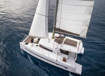 Rent a catamaran in ACI Marina Dubrovnik - Bali 4.0