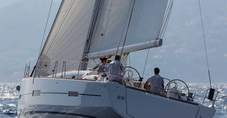 Rent a sailboat in Marina Kremik - Dufour 460 Grand Large