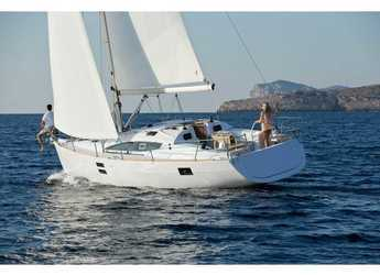 Rent a sailboat in Marina Kremik - Elan 40 Impression