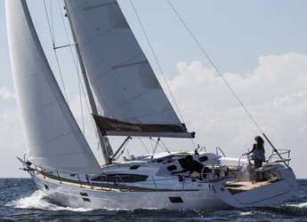 Rent a sailboat in Marina Kremik - Elan 45 Impression