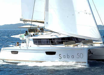 Rent a catamaran in Marina di Cannigione - Saba 50