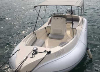 Rent a motorboat in Trogir (ACI marina) - Scanner 710