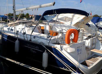 Rent a sailboat in Marina Mandalina - Oceanis 473 C