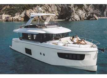 Rent a yacht in Marina Mandalina - Navetta 52