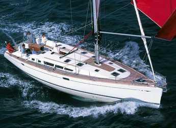 Chartern Sie segelboot in Porto Capo d'Orlando Marina - Sun Odyssey 490