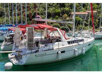 Rent a sailboat in Trogir (ACI marina) - Oceanis 41