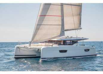 Rent a catamaran in Marina Baotić - Astréa 42