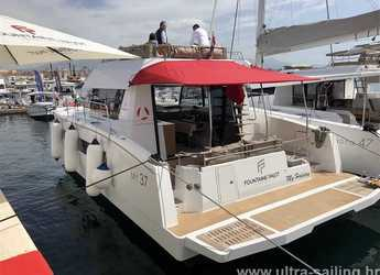 Rent a power catamaran in Marina Baotić - MY 37