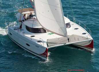 Rent a catamaran in Marina Kornati - Lipari 41