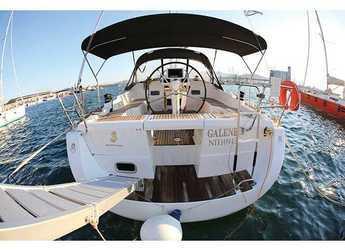 Chartern Sie segelboot in Volos - Oceanis 37