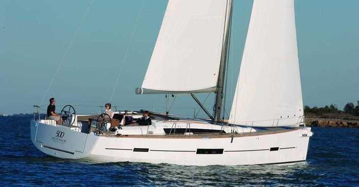 Alquilar velero Dufour 500 Grand Large en Real Club Nautico de Palma, Palma de mallorca