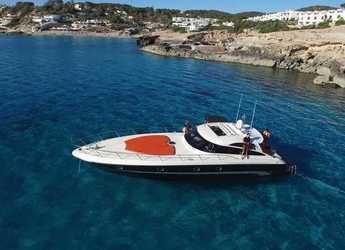 Rent a yacht in Club Náutico Ibiza - Baia Aqua 54