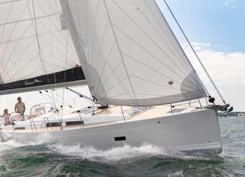 Rent a sailboat in Marina Gouvia - Hanse 458