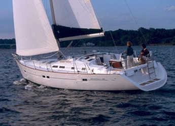Rent a sailboat in Punta Ala - Oceanis 423
