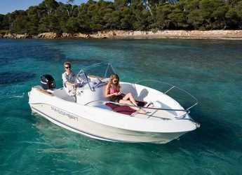 Rent a motorboat in Port d'andratx - Passport 525 Sunshine