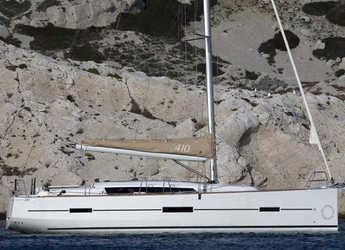 Rent a sailboat in Punta Ala - Dufour 410 Grand Large