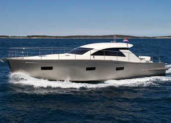 Rent a yacht in Pula (ACI Marina) - Cyrus 13.8 Hardtop