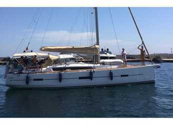 Rent a sailboat in Marina di Portisco - Dufour 460 Grand Large
