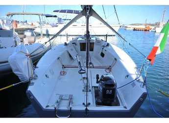 Rent a sailboat in Marina di Portisco - Beneteau 25 Platu