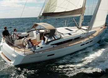 Rent a sailboat in Contra Muelle Mollet - Sun Odyssey 509