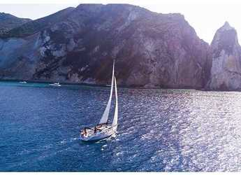 Rent a sailboat in Marina di Nettuno - Cyclades 43.4