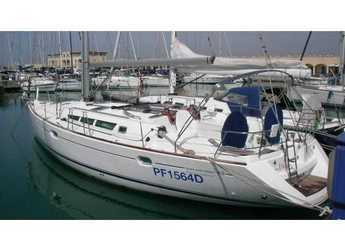 Rent a sailboat in Marina di Nettuno - Sun Odyssey 45