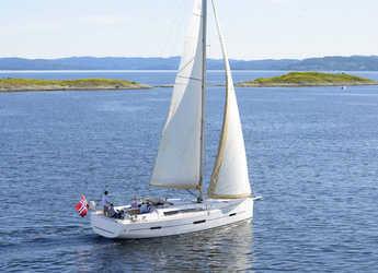 Rent a sailboat in Porto Capo d'Orlando Marina - Dufour 412 GL