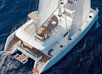 Louer catamaran à Marina Le Marin - Lagoon 560 S2