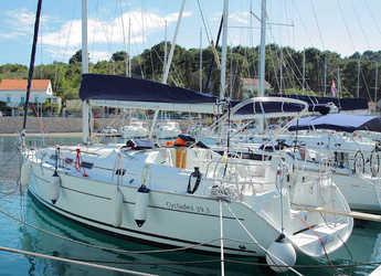 Rent a sailboat in ACI Marina Dubrovnik - Beneteau Cyclades 39.3