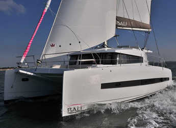 Chartern Sie katamaran in Marina di Portorosa - Bali 4.1