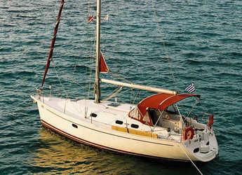 Rent a sailboat in Alimos Marina Kalamaki - Gib Sea 37